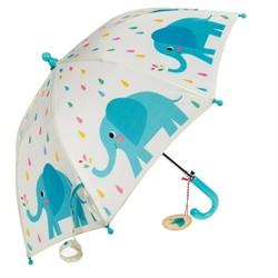 Kinder Regenschirm Elvis der Elefant