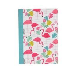 A6 Schreibbüchlein Flamingo
