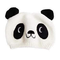 Babymütze Miko der Panda
