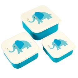 Lunchboxen Set Elvis der Elefant