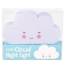 Nachtlicht Wolke