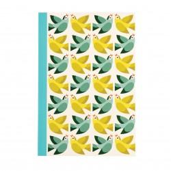 A5 Notebook Birds