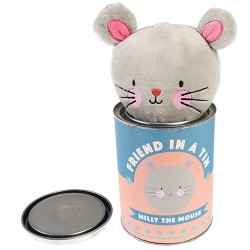 """Friend in a Tin """"Milly the Mouse"""""""