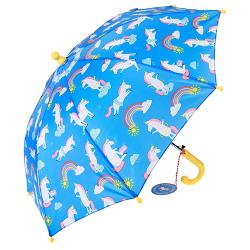 Kinder Regenschirm Einhorn