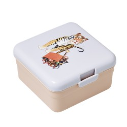 Lunchbox Retro Tiger