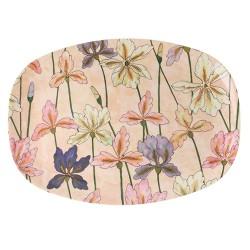 Melamin Platte Iris