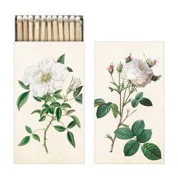 Streichhölzer Rosen