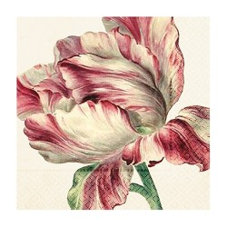 Servietten Tulpen