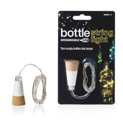 """Flaschenverschluß """"Bottle String Light"""""""