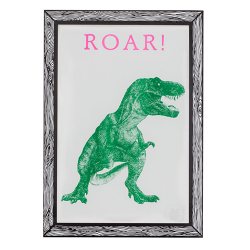 Bild THE PRINT T-Rex Roar