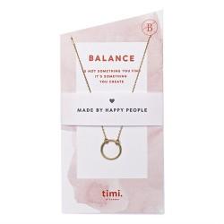 "Halskette ""Balance"""