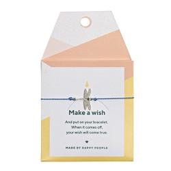 """Armband """"Make a wish"""" Libelle"""