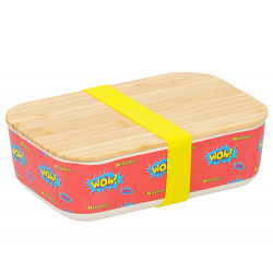 Bamboo Lunchbox WOW