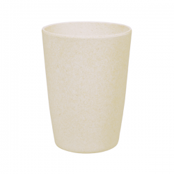 Raw Earth Becher Coconut White