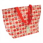 Großer Shopper Vintage Apple