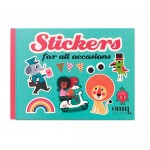 Omm Design Stickerbuch