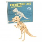 3D Holz Puzzle Tyrannosaurus