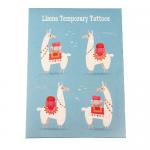 Fun Tattoo Set Lama