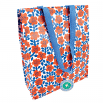 Shopping Bag Ruby Flower