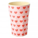 Melamin Latte Becher Sweet Hearts