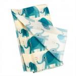 Seidenpapier Set Elvis der Elefant