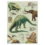 "Poster ""Dinosaurier"""