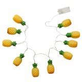 Lichterkette Ananas