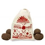 "Seedbombs Beutel ""Bienenschmaus"""