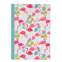 A5 Notebook FLAMINGO