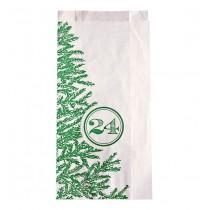 Adventskalender Tütchen Set Grün
