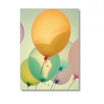 """Alicia Bock Karte """"Balloons"""""""