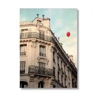 """Alicia Bock Karte """"Le Balloon"""""""