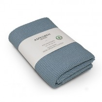"Aspegren Handtuch ""Organic Cotton"" Solid Dream Blue"