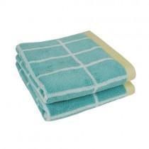 Handtuch LINES Aqua