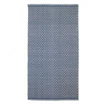 Teppich Rhombe Blue 130 x 70