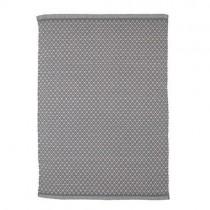 Teppich Rhombe Dark Grey 140 x 200