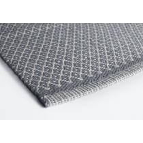 Teppichläufer Rhombe Grey