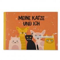 """Büchlein """"Meine Katze und ich"""""""