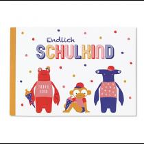 """Büchlein """"Endlich Schulkind"""" Kinder"""