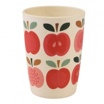 Bamboo Becher Vintage Apple
