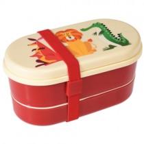 Bento Box Bunte TIERFREUNDE MIX