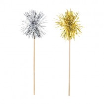 Party Sticks POM POM 24er Set