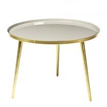 Tisch JELVA Grau 57cm
