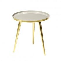 Tisch JELVA Grau 35cm