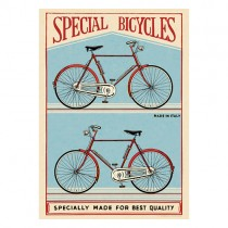 "Poster ""Special Bicycles"""