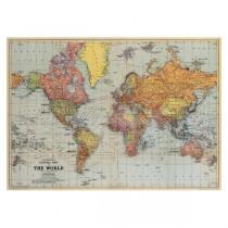 "Poster ""Vintage Map"""