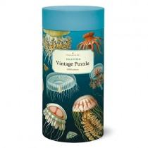 Cavallini Puzzle 1000 Teile Jellyfish