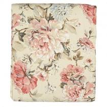 Bettüberwurf Soft Roses 140x220