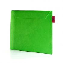 Crispy Wallet Tablet Hülle Neongrün