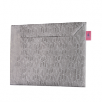 Crispy Wallet Tablet Hülle 3D Grey